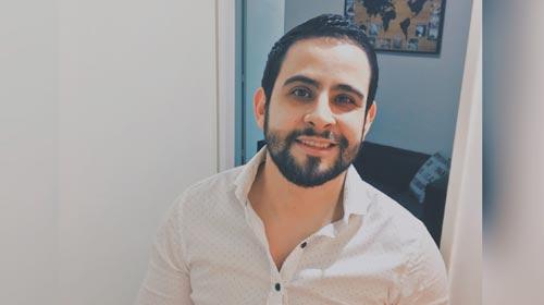 Marcelo Magarzo, Master en Tecnología de la Información UP y Desarrollador Senior en Neoris
