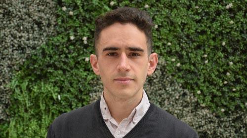 Lucas Rico, Ingeniero Industrial UP, ganador del Premio de la Academia Nacional de Ingeniería Argentina