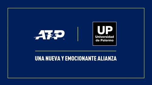 La Universidad de Palermo anuncia nueva alianza con la ATP
