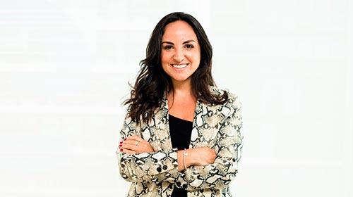 Astrid Mirkin, Licenciada en Publicidad UP y General Manager de Rappi Argentina