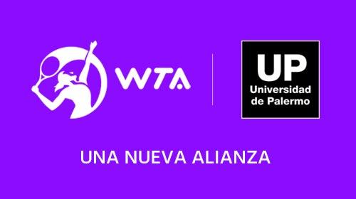 WTATOUR: WTA anuncia una nueva asociación educativa en español con la Universidad de Palermo