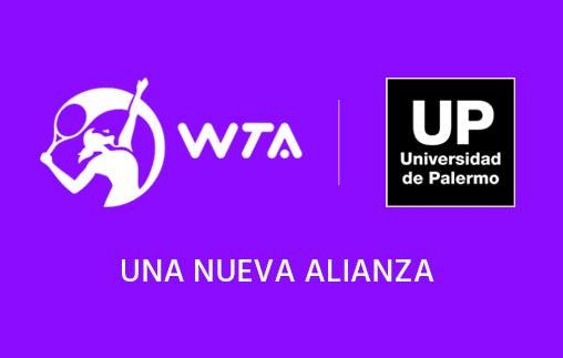 La UP es el nuevo socio educativo de la WTA - Women's Tennis Association