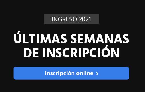 Estudiá en la Universidad más innovadora de América Latina