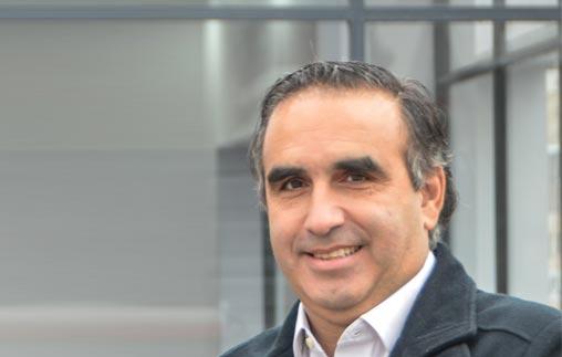 Diego Hernández, graduado de Marketing UP y gerente de Postventa de la División Camiones y Buses de Volkswagen Argentina