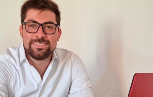Lucas Buljubasich, Contador Público UP, es auditor financiero en el Ministerio de Ambiente y Desarrollo Sostenible