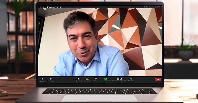 Martín Umarán, Cofundador y Director de Personal de Globant, participó en el Ciclo de Grandes Líderes de la UP
