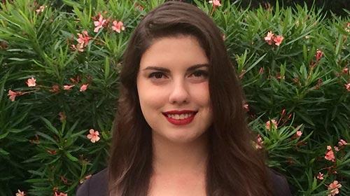 Isis Ibarra García, estudiante de MBA UP, es consultora de Business Intelligence en Tesys 21, México