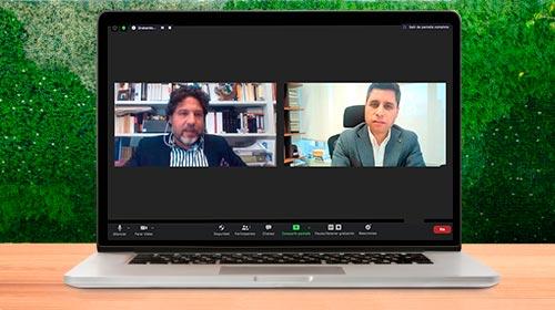 NUMMUS UP organizó la videoconferencia Experiencias internacionales en <em>criminal compliance</em> y condenas corporativas