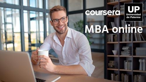 La UP lanzó su MBA online en Coursera