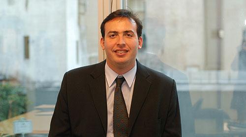 Gabriel Foglia, decano de la Facultad de Negocios en UP: