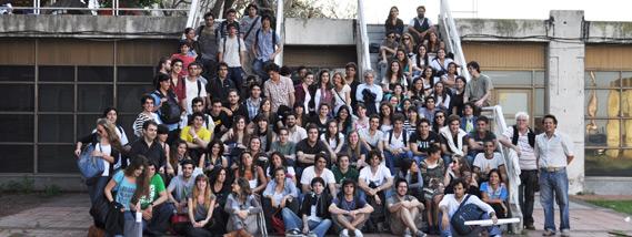Viaje de arquitectura rosario 2010 facultad de for Arquitectura rosario
