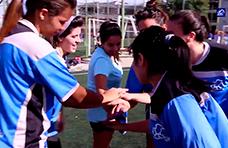 Mejores jugadas - Fútbol femenino - UP 8 - Reynald FC 1