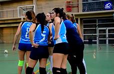Mejores jugadas - Vóley femenino - UP 2 - UCES 0