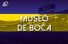 Visitá el Museo Boca