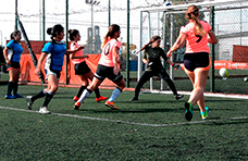 Mejores jugadas - Fútbol femenino
