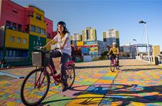 Bici Tour: los 6 sentidos de La Boca