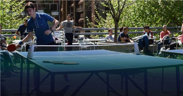 Torneo de Ping Pong