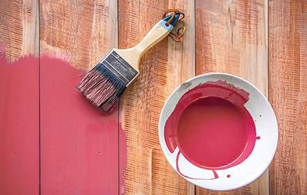 Pintamos y ayudamos