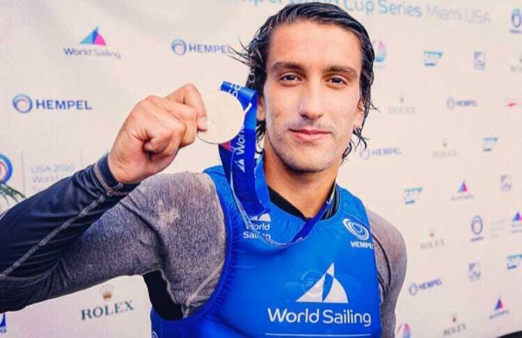 Olímpicos UP: Francisco Guaragna