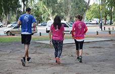 Modos para correr