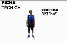 Marco Rollo en 360º