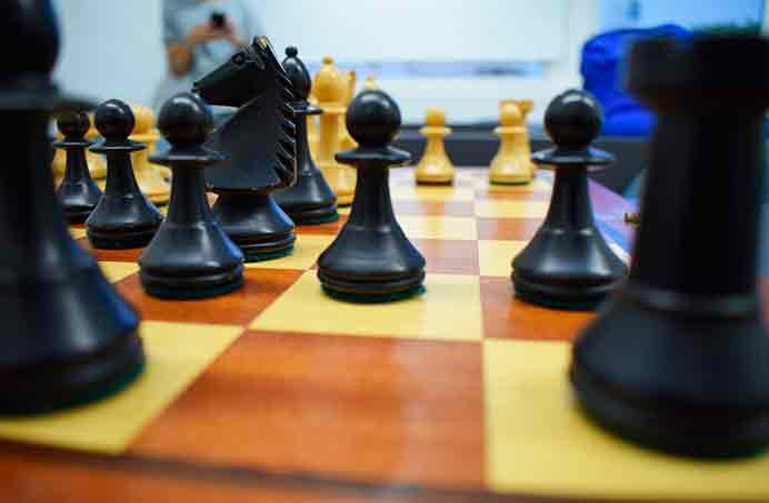 Día mundial del ajedrez