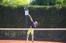 ¿Lo sabías? La red de tenis