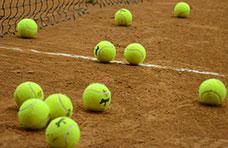 Refuerzo al equipo de tenis