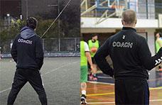 Fútbol y Básquet se preparan
