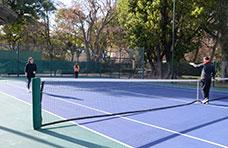 Tenis albiceleste