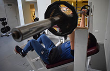 Rutina de vuelta al Gym