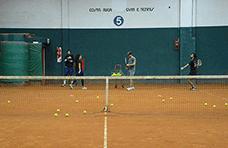 Nueva sede: Tenis avanzado