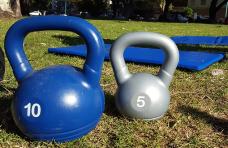 Elementos para entrenar en casa