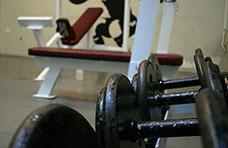 ¡Rutina de Musculación!