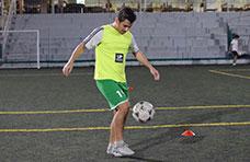 Fútbol UP: un equipo motivado