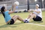 Fútbol Femenino | Noche de físico