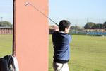 Golf | Primeros golpes