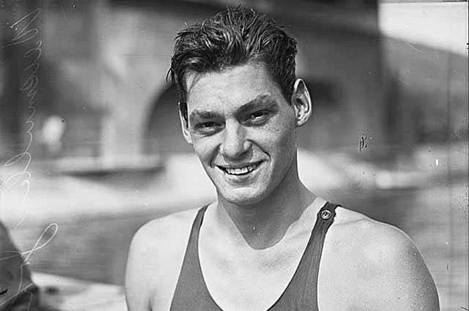 Johnny Weissmüller
