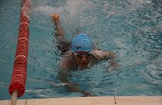 """""""Nadar lo posible"""""""