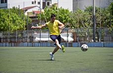 El goleador del día