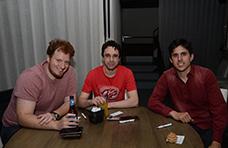 Trio de amigos