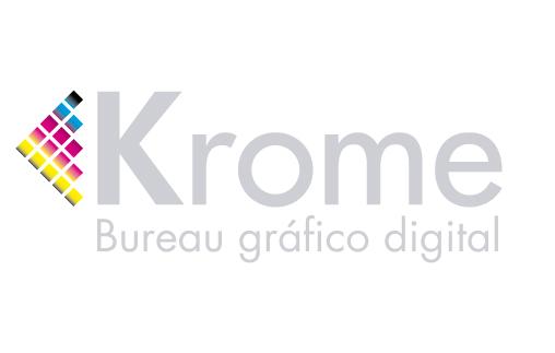 <span>Krome - Bureau Gráfico Digital</span>