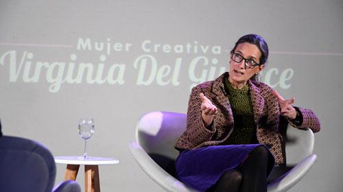 """""""No hay que dejarse llevar por las redes sociales""""<br />Expresó, Virginia Del Giudice, Fotógrafa y Diseñadora"""