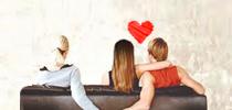 El amor es más fuerte: para muchas parejas una infidelidad no lo destruye