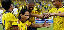 Falcao, el temido goleador que quiso ser periodista