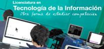 Licenciatura en Tecnología de la Información en la UP