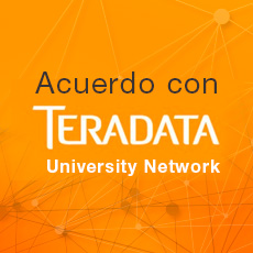 Acuerdo con Teradata University Network