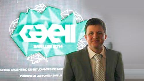 Alumno premiado por su desarrollo en energía eólica