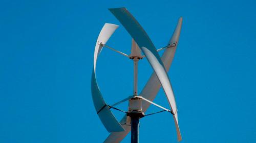 Premio para generador de energía eólica