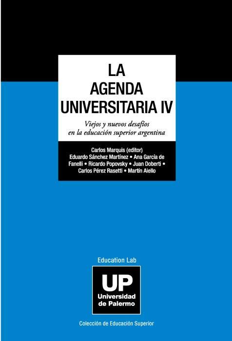 La Agenda Universitaria IV